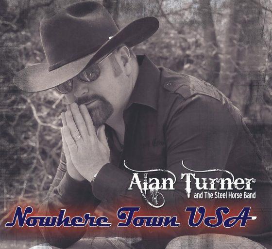 Nowhere Town USA Album Cover